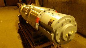 Насос нефтяной высокого давления SULZER HPCP250-405-4S