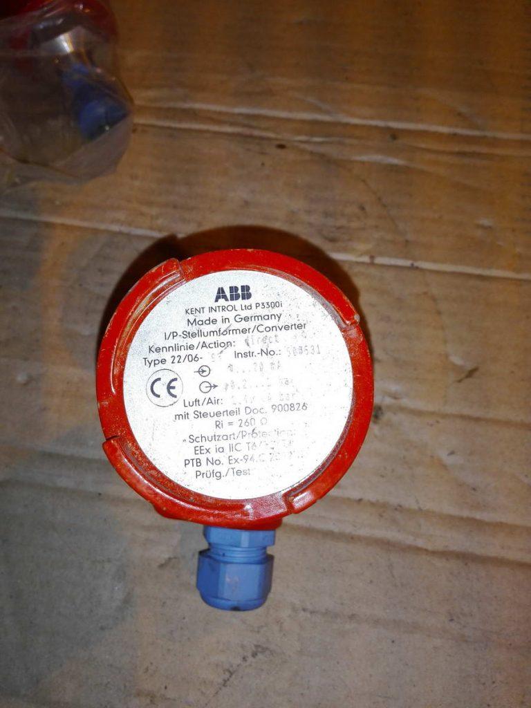 Датчик давления ABB 22-06