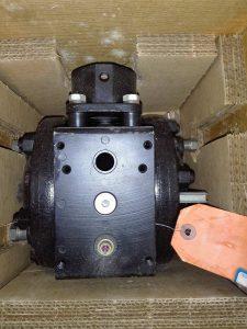 Датчик дифференциального давления монель ITT BARTON model 199
