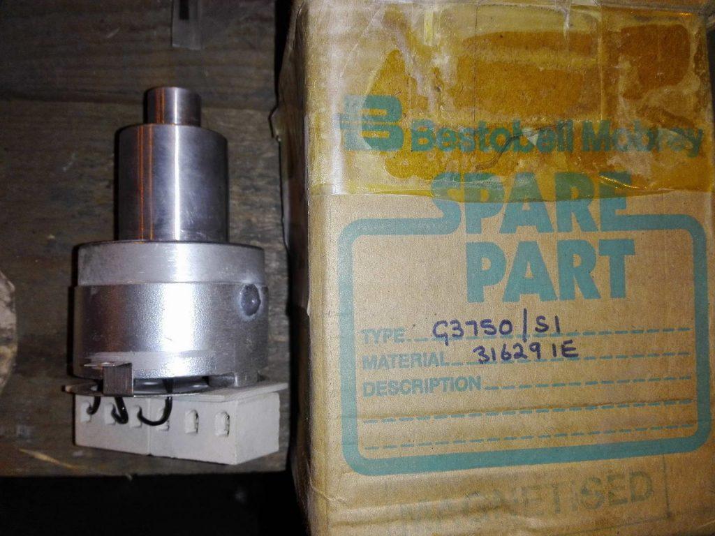 Переключатель поплавкового уровнемера Bestobell Mobrey G3750 (Type B6&P6)
