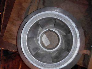 Рабочее колесо насоса SULZER MSD 4-6-13