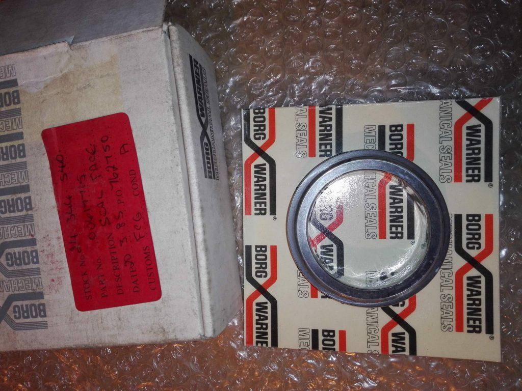 Borg Warner Mechanical Seals 617715-SL-D-450-R (Торцовое уплотнение)