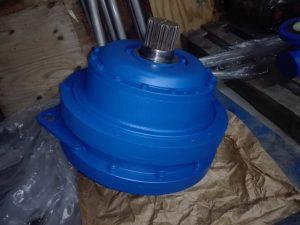 Гидравлический радиально-поршневой мотор MACTAGGART SCOTT MK8