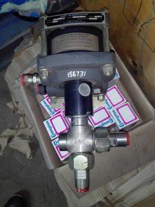 Насос пневматический HASKEL DF-B60