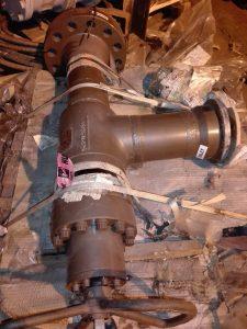 Задвижка MASTER FLO P4 -A509 - 150 на 180 мм