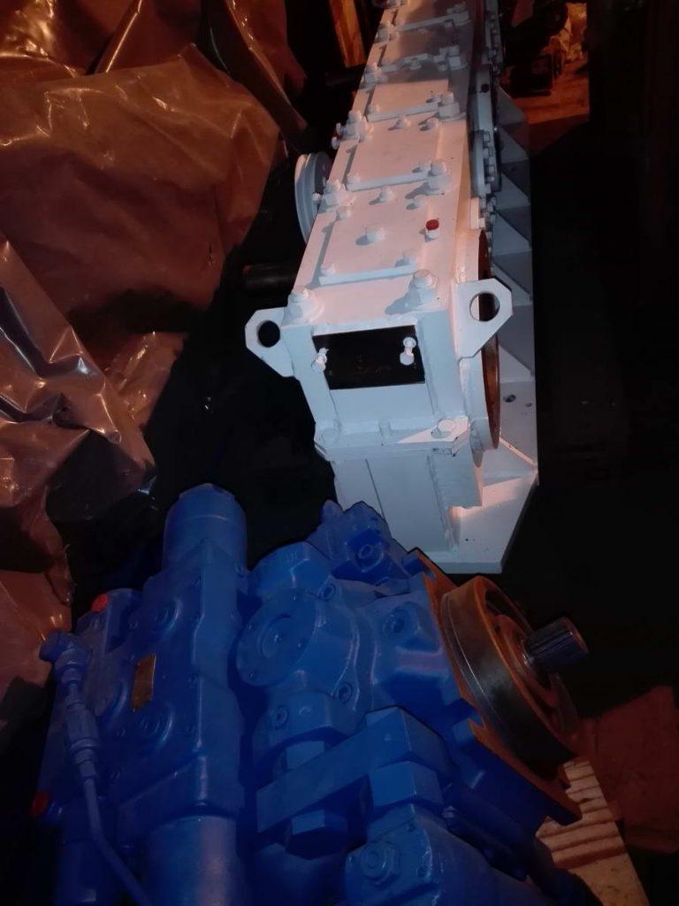 Гидравлический аксиально-поршневой мотор REXROTH A2P250