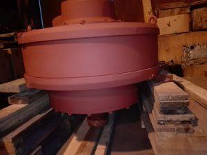 Гидравлический радиально-поршневой мотор MASTAGGART SCOTT HMA16