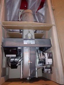 Горелка газовая RIELLO MZ34