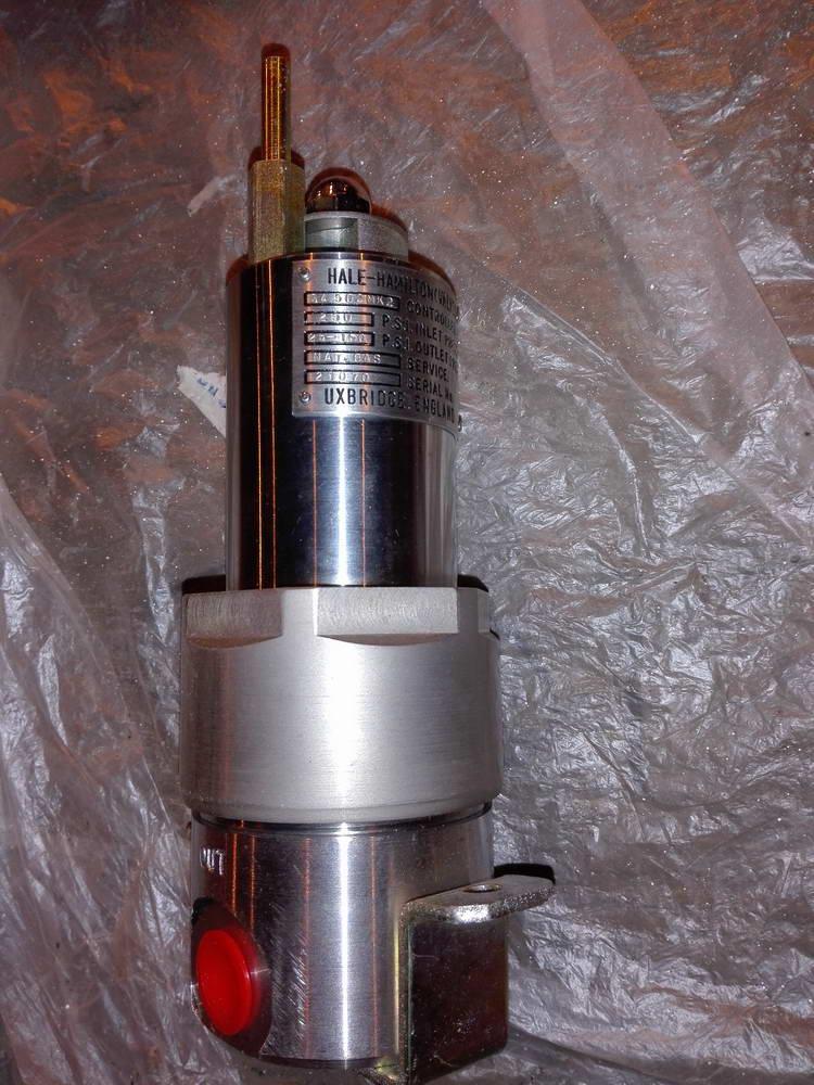 Высокоточный пружинный регулятор давления HALE-HAMILTON CONTROLLER SA502MK2