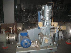 Компрессор метановый MEHRER TEL80