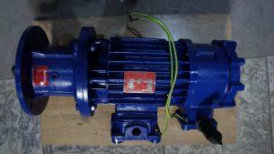 Крановый моторредуктор FIMM (Италия) с дисковыми тормозами ARIET BUSSERO