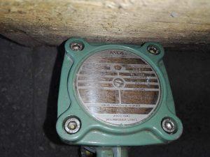 Электромагнитный пневмоклапан ASCO BAFT-8316474-D770