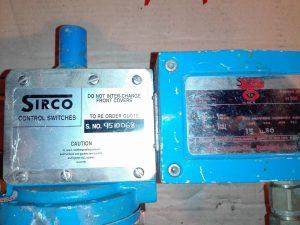 Регулятор давления SIRCO OS-8-TW-200