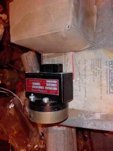 Пневматический регулятор давления BAILEY&MACKEY 608BQ