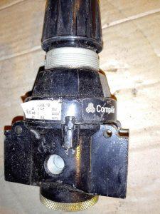 Регулятор давления воздуха COMPAIR AR20-00