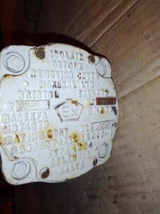 Электромагнитный пневмоклапан MAXSEAL TYPE 1004
