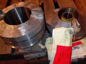Lock of bush 29241P000 (ECO 2571-003) (концевой подшипник)