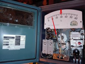 Пневматический контроллер FOXBORO 43AP