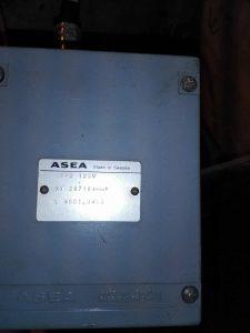 Компрессионный тензодатчик ASEA 160 тн