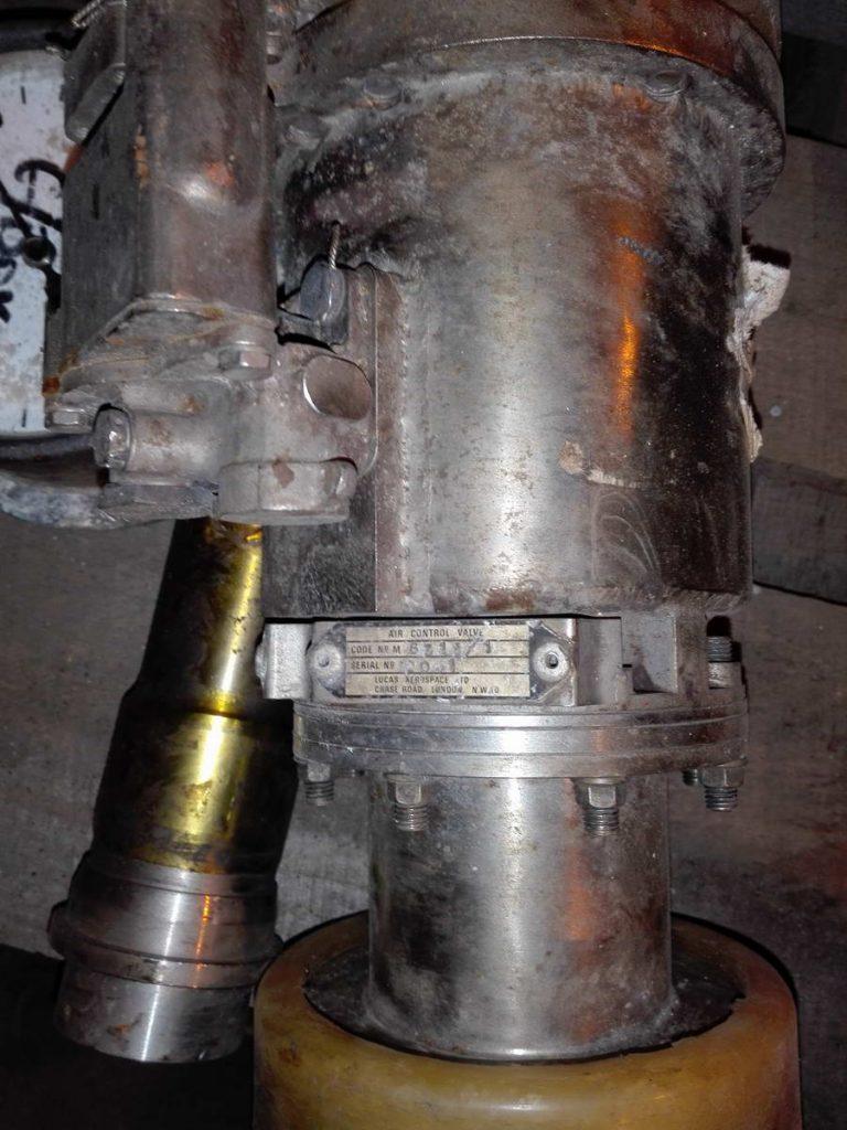 Регулирующий клапан LUCAS AEROSPACE 6315-1