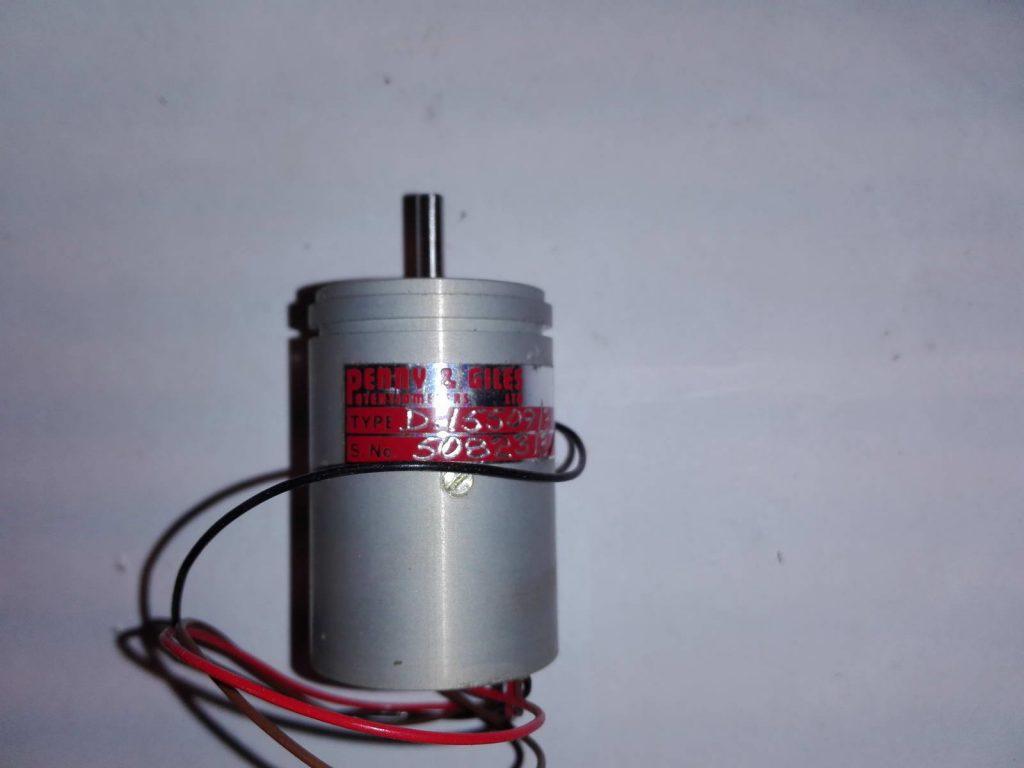 Потенциометр PENNY&GILES type D15509