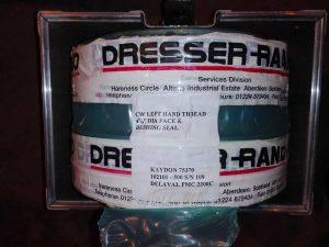 Dresser-rand CW left hand thread  4 5.8 дюйма  Face&bush seal (торцовое уплотнение)