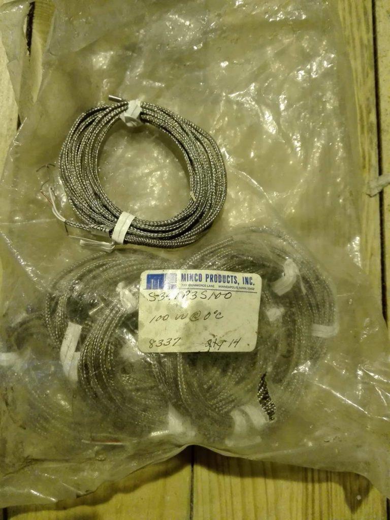 Датчики температуры MINCO S-341P35