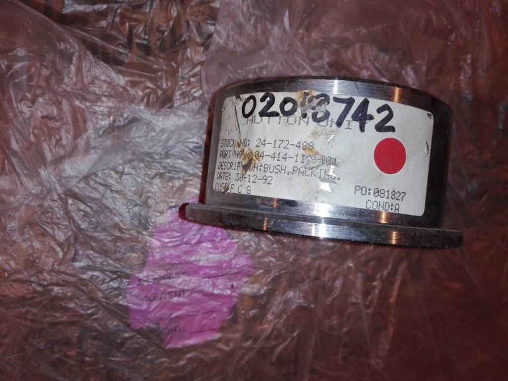 Bush packing N04-414-119-001 (подшипник)
