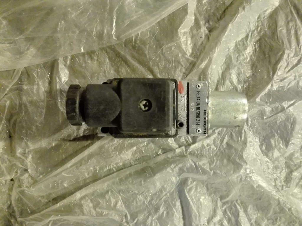 Электромагнитный гидрорегулятор давления REXROTH HED 4 0A 16-350 Z14