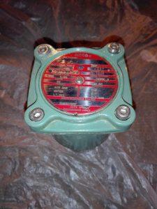 Электромагнитный пневмоклапан ASCO BAB307B5F