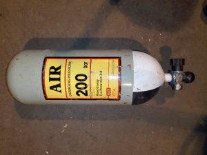 Баллоны для дыхания при пожаротушении WOOD GROUP FIRE PROTECTION LTD 9 литров 200 бар