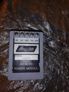 Инвертор 230 в 5 вольт ACOPIAN MODEL 5EB250