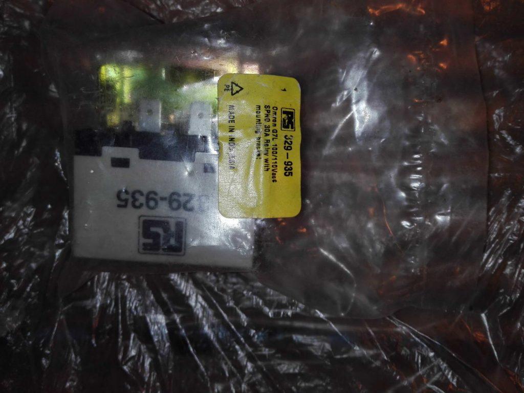 Катушка OMRON RS 329-935