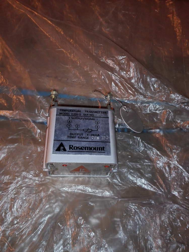 Датчик температуры ROSEMOUNT MODEL E32072