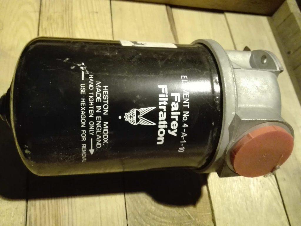 Фильтр гидравлический Fairey Filtrration 4-A-1-10