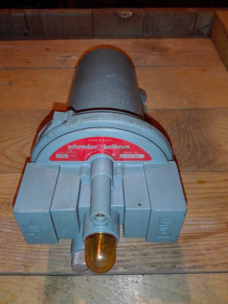 Фильтр гидравлический Schrader Bellows B3588