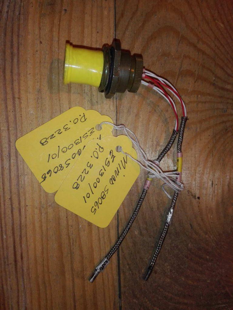 Датчик температуры MINCO S8065 -ES1300