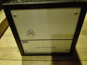 Автоматический регулятор напряжения BBC UNITROL 1041
