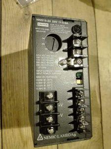 Инвертор 220 на 24 вольт NEMIC-LAMBDA NNS15-24