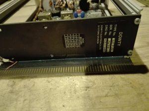 Управление акселерометром DOWTY SIE71-5