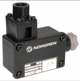 Регулирующий клапан NORGRIN 1339